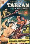 Cover for Tarzán (Epucol, 1970 series) #17