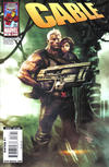 Cover for Cable (Marvel, 2008 series) #18