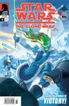 Cover for Star Wars The Clone Wars (Dark Horse, 2008 series) #9
