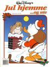 Cover for Donald Duck Julealbum (Hjemmet / Egmont, 1986 series) #[1992] - Jul hjemme ... og ute