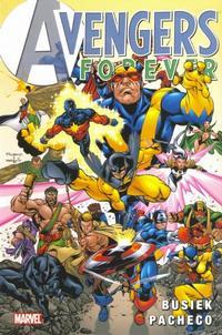 Cover Thumbnail for Avengers Forever (Marvel, 2009 series)