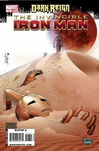 Cover Thumbnail for Invincible Iron Man (Marvel, 2008 series) #17