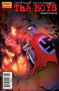 Cover Thumbnail for The Boys (Dynamite Entertainment, 2007 series) #34