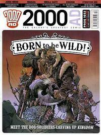 Cover Thumbnail for 2000 AD (Rebellion, 2001 series) #1652