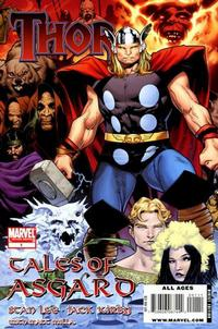 Cover Thumbnail for Thor: Tales of Asgard (Marvel, 2009 series) #1