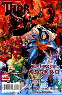 Cover Thumbnail for Thor: Tales of Asgard (Marvel, 2009 series) #2