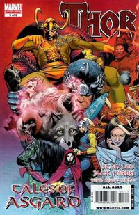 Cover Thumbnail for Thor: Tales of Asgard (Marvel, 2009 series) #3
