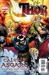 Cover Thumbnail for Thor: Tales of Asgard (Marvel, 2009 series) #4