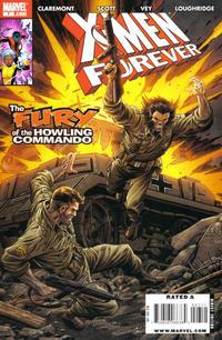 Cover Thumbnail for X-Men Forever (Marvel, 2009 series) #7