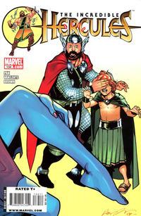 Cover Thumbnail for Incredible Hercules (Marvel, 2008 series) #134