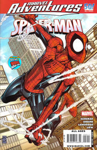 Cover Thumbnail for Marvel Adventures Spider-Man (Marvel, 2005 series) #50