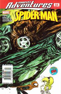 Cover for Marvel Adventures Spider-Man (Marvel, 2005 series) #54 [Direct Edition]