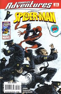 Cover Thumbnail for Marvel Adventures Spider-Man (Marvel, 2005 series) #55
