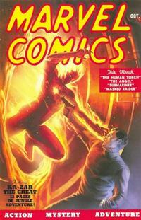 Cover Thumbnail for Marvel Comics #1: 70th Anniversary Edition (Marvel, 2009 series)