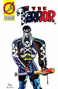 Cover Thumbnail for The Terror (Leadslinger Comics, 1991 series) #1