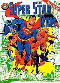 Cover Thumbnail for Super Star Team (Federal, 1983 series)