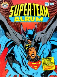 Cover Thumbnail for Super-Team Album (K. G. Murray, 1982 series) #[nn]