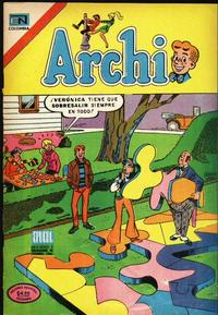 Cover Thumbnail for Archi (Epucol, 1970 series) #25