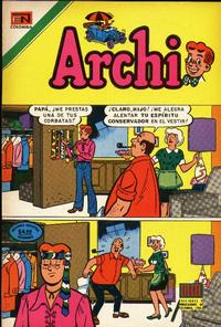 Cover Thumbnail for Archi (Epucol, 1970 series) #29