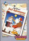 Cover for Jul hjemme ... og ute [Donald Duck Julealbum] [Tegneserie bokklubben] (Hjemmet / Egmont, 1992 series) #[nn]
