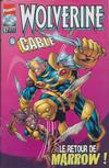 Cover for Wolverine (Panini France, 1997 series) #57
