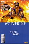 Cover for Wolverine (Panini France, 1997 series) #158
