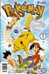 Cover for Pokemon - Pikachu Shocks Back (Viz, 1999 series) #1