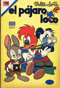 Cover Thumbnail for El Pájaro Loco (Epucol, 1970 series) #22