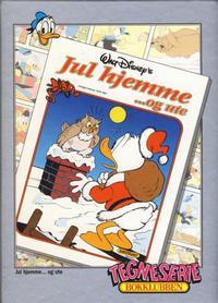 Cover Thumbnail for Jul hjemme ... og ute [Donald Duck Julealbum] [Tegneserie bokklubben] (Hjemmet / Egmont, 1992 series) #[nn]