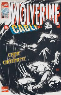 Cover Thumbnail for Wolverine (Panini France, 1997 series) #51