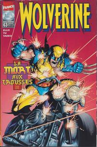 Cover Thumbnail for Wolverine (Panini France, 1997 series) #63