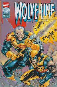 Cover Thumbnail for Wolverine (Panini France, 1997 series) #78