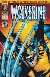 Cover Thumbnail for Wolverine (Panini France, 1997 series) #84