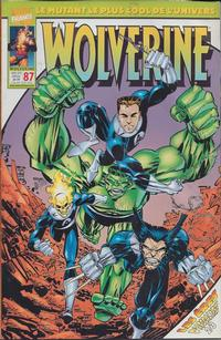 Cover Thumbnail for Wolverine (Panini France, 1997 series) #87