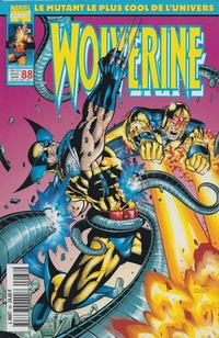 Cover Thumbnail for Wolverine (Panini France, 1997 series) #88