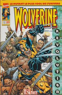 Cover Thumbnail for Wolverine (Panini France, 1997 series) #89