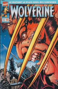 Cover Thumbnail for Wolverine (Panini France, 1997 series) #91
