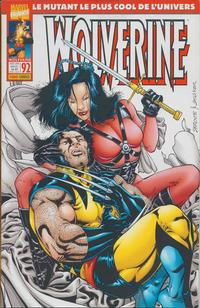 Cover Thumbnail for Wolverine (Panini France, 1997 series) #92