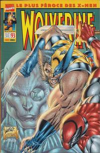 Cover Thumbnail for Wolverine (Panini France, 1997 series) #93