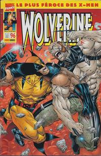 Cover Thumbnail for Wolverine (Panini France, 1997 series) #96
