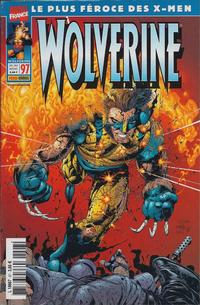 Cover Thumbnail for Wolverine (Panini France, 1997 series) #97