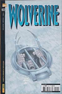 Cover Thumbnail for Wolverine (Panini France, 1997 series) #102