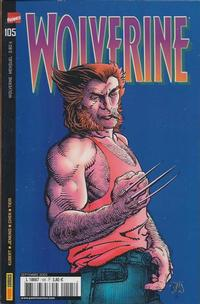 Cover Thumbnail for Wolverine (Panini France, 1997 series) #105