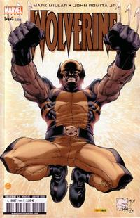 Cover Thumbnail for Wolverine (Panini France, 1997 series) #144