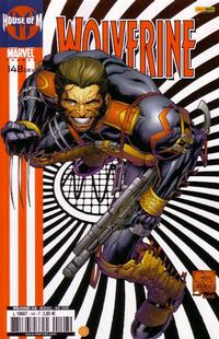 Cover Thumbnail for Wolverine (Panini France, 1997 series) #148