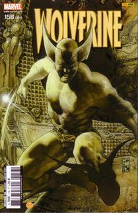 Cover Thumbnail for Wolverine (Panini France, 1997 series) #156