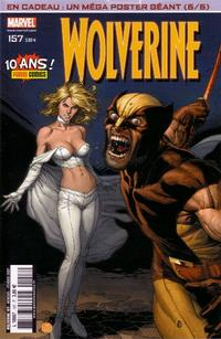 Cover Thumbnail for Wolverine (Panini France, 1997 series) #157