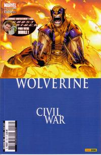 Cover Thumbnail for Wolverine (Panini France, 1997 series) #158