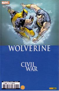 Cover Thumbnail for Wolverine (Panini France, 1997 series) #161