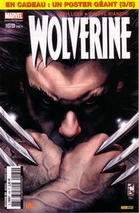 Cover Thumbnail for Wolverine (Panini France, 1997 series) #169